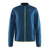 Craft Radiate Kurtka do biegania Mężczyźni zielony/niebieski